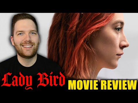 Lady Bird - Movie Review