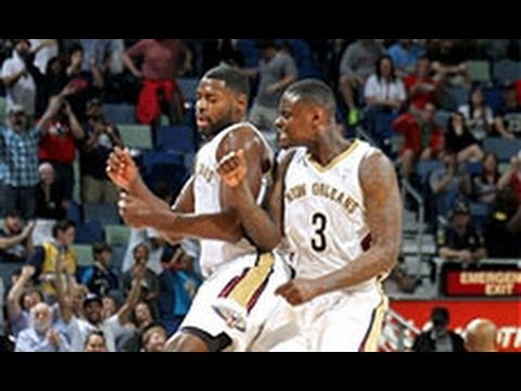 NBA - Subscribe to NBA LEAGUE PASS http://www.nba.com/leaguepass Download NBA Game Time http://www.nba.com/mobile Count down the Top 10 plays from Sunday's action....