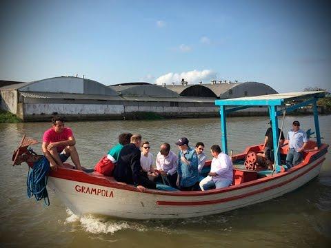 Australiano poderá investir na área náutica em  Tijucas