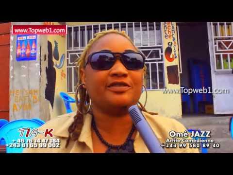 eza nga nde Transfer Moko ya Congo dit Omé Jazz Artiste Comédinne de Lisboy(Laddy Esobe)
