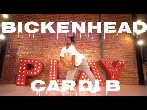 CARDI B - BICKENHEAD  OFFICIAL VIDEO #DEXTERCARRCHOREOGRAPHY