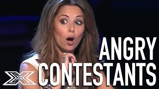 Video Angry Acts: Top 5 Angriest Contestants from The X Factor UK MP3, 3GP, MP4, WEBM, AVI, FLV November 2018