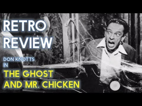 Retro Review - Don Knotts In The Ghost And Mr. Chicken