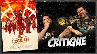 """Video Critique - SOLO """"A Star Wars Story""""- Avec ET sans Spoil (spoilers à partir de 11:10) MP3, 3GP, MP4, WEBM, AVI, FLV Juni 2018"""