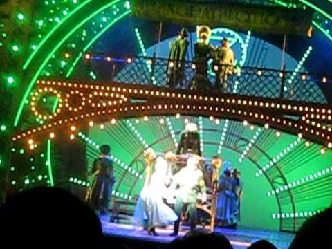Wicked Broadway- Thank Goodness