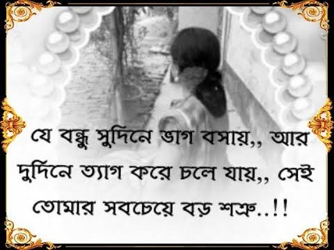 ছলনাময়ী জীবন।। Best Love shayeri।। Best friendship quotes।।