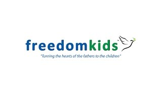 Freedom Kids is a Bible-based program for young children.  This program is developed by inner-city missionaries who serve the poor.  Every donation goes to further develop this program and help the 'least of these'.  Please consider giving a one time or monthly gift to support this amazing work of God!  All donations are safe & secure and tax deductible.  Freedom Mission is a 501c3 Non-profit.  Donate Today!  Click here: https://www.paypal.com/cgi-bin/webscr?cmd=_s-xclick&hosted_button_id=H4UMSTZEPZXTY