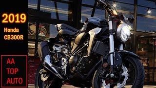 6. [New Look] 2019 Honda CB300R - Incredible motorcyle!!