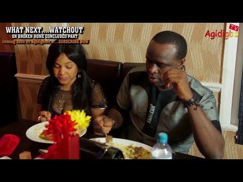 Broken (Part 2 Clips) Latest Yoruba Movie Now Showing On AGIDIGBOTV | Femi Adebayo