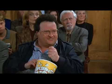 Seinfeld Finale courtroom argument scene