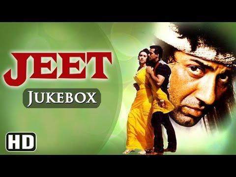 All Songs Of Jeet {HD}  - Salman Khan - Sunny Deol - Karishma Kapoor – Superhit Hindi Songs Of 90's