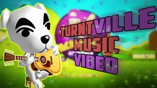 """Turntville"", A Jersey Club Remix and Music Video of Smashville and Other Smash Audio Clips"