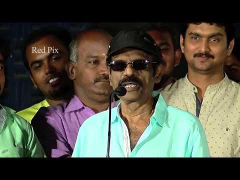 Santhanam and Goundamani Amazing Comedy Speech Enakku Veru engum Kilaigal Kidaiyathu - Audio Launch