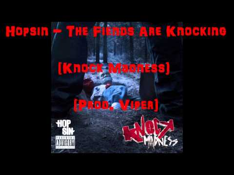 Hopsin - The Fiends Are Knocking [Instrumental] [Prod. Viper]