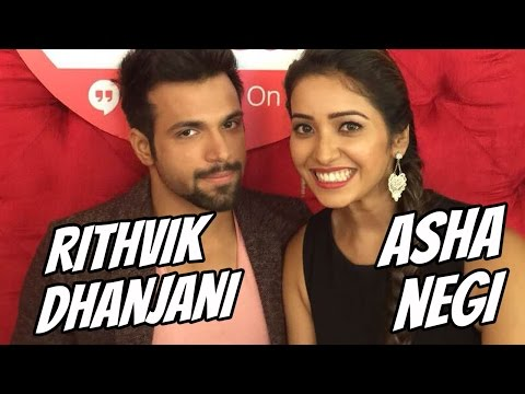 Team MissMalini's Hangout With Rithvik Dhanjani & Ash