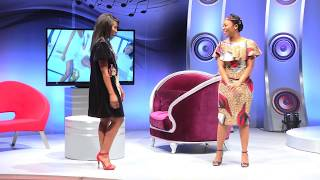 Video Nomzamo Mbatha on SABC 1's Zaziwa MP3, 3GP, MP4, WEBM, AVI, FLV Oktober 2018