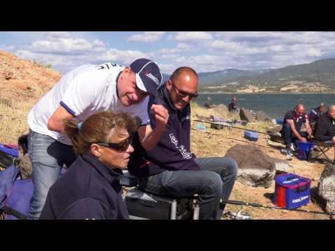 Trofeo di Feeder nel lago Omodeo (Colmic)