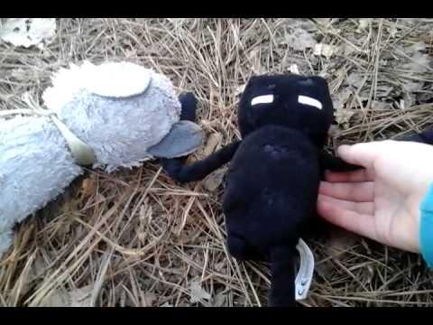 Stuffed animal adventures [25] A bald eagle !