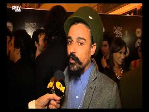 Dread Mar I video Entrevista CM  - Premios Gardel 2015