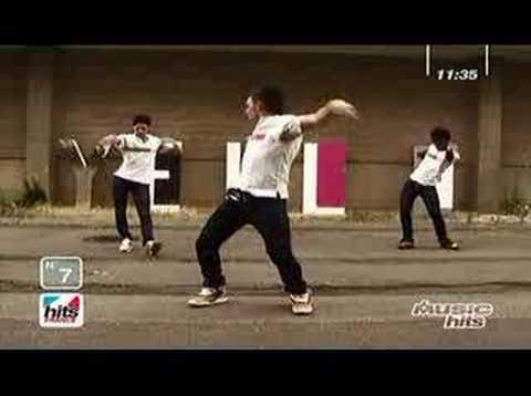 Тектоник танец видео