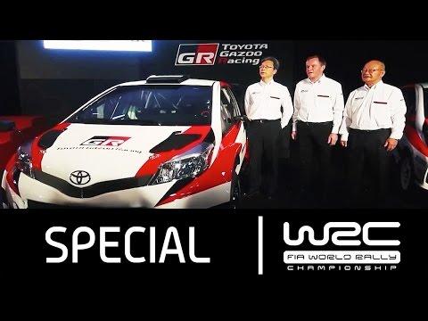 Vídeo historia TOYOTA GAZOO Racing WRC … a punto de volver!!!