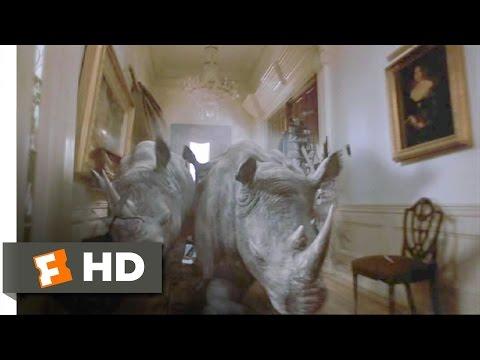 Jumanji (4/8) Movie CLIP - Stampede! (1995) HD