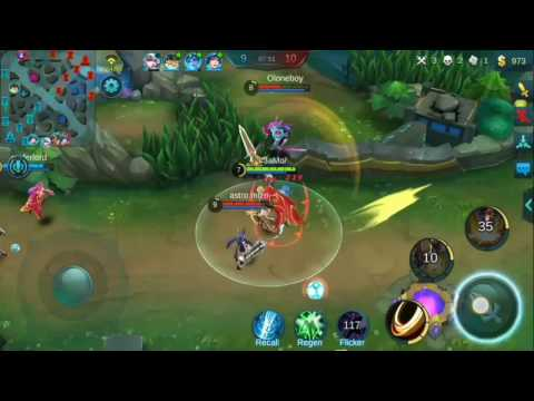 Moba legend Wtf moment 1