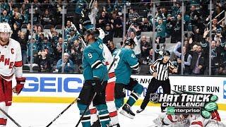Evander Kane nets hat trick in 1st by NHL