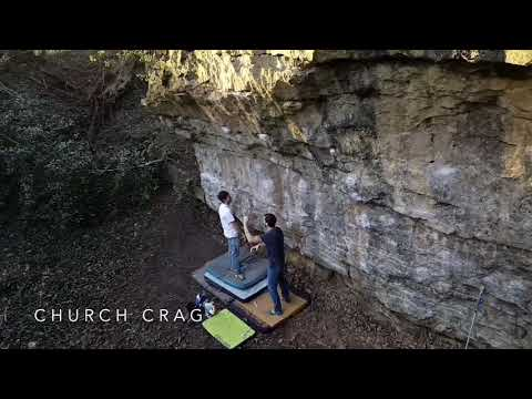 Church Crag, The Shield, The Shield Right Hand,