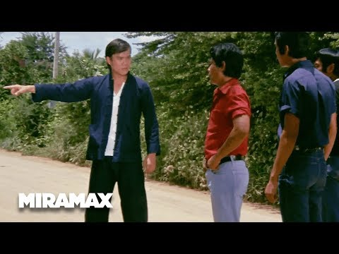 The Big Boss | 'Cousins' (HD) | Bruce Lee | 1971