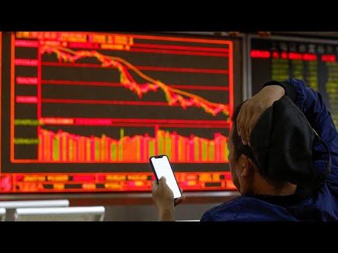 «Στο κόκκινο» οι διεθνείς αγορές μετά τα σχόλια Τραμπ