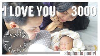 Video Stephanie Poetri - I Love You 3000 (Acoustic Cover by Aviwkila) MP3, 3GP, MP4, WEBM, AVI, FLV Juli 2019
