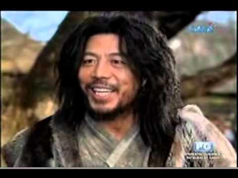 Chuno July 26 2012 P1 - tagalog dubbed (видео)