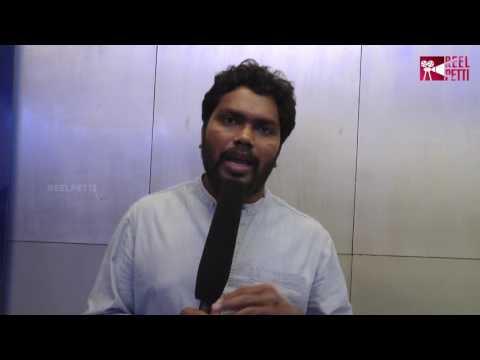 Director Pa Ranjith about Yeidhavan Movie | Sakthi Rajasekaran, Kalaiyarasan, Satna Titus,