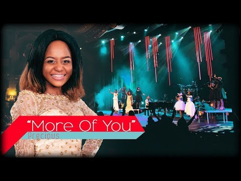 Women In Praise feat. Precious -  More Of You