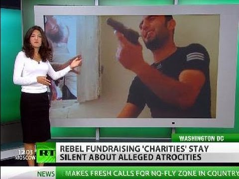 Rebel Dark Side: Syrian 'charities' mute on atrocity claims