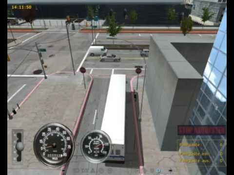 City Bus Simulator 2010 - (german full version) IC40HF