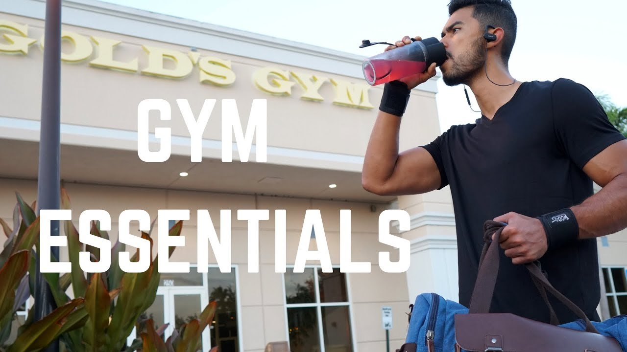 7 Gym Essentials That Should Be In Your Gym Bag!