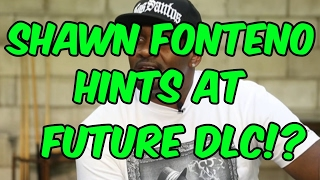 Shawn Fonteno Hints At Future DLC!?If you enjoy this type of content, don't forget to like and subscribe!Follow Me On Twitter: https://twitter.com/MyNameIzMittensAdd Me On The Rockstar Social Club: https://socialclub.rockstargames.com/member/mynameizmittensJoin My GTA 5 Crew: https://socialclub.rockstargames.com/crew/mittens_mafiaMittens Mafia Discord: https://discord.gg/F9py8gcSteven Ogg Hints At Chiliad Mystery!: https://youtu.be/_L5Ya-ZhIaANed Luke Trolls The Chiliad Mystery!: https://youtu.be/89hR6noktrA