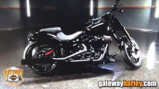 7. Pro Street CVO Breakout Harley Davidson