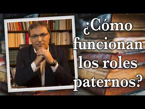 Gabriel Rolón - ¿ Cómo funcionan los roles paternos ?