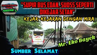 "Video ""SUPIR EDAN, SEPERTI DIKEJAR SETAN"" 