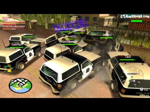 MTA - PC - Online Multiplayer - BUSTED & Racing! - 04/22/12