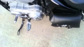 7. 2011 Harley Sportster 883 superlow