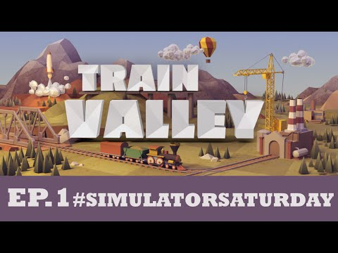 Let's Play Train Valley Ep. 1