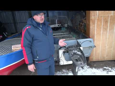 электроподъем лодочного мотора купить