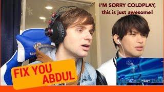 Video Abdul FIX YOU Reaction (Indonesian Idol 2018 Spekta Show Finals) MP3, 3GP, MP4, WEBM, AVI, FLV Juli 2018