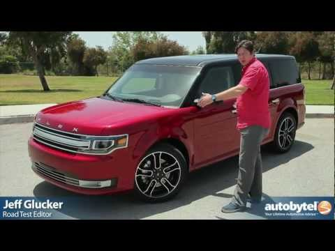 2013 Ford Flex EcoBoost Car Video & Crossover Review