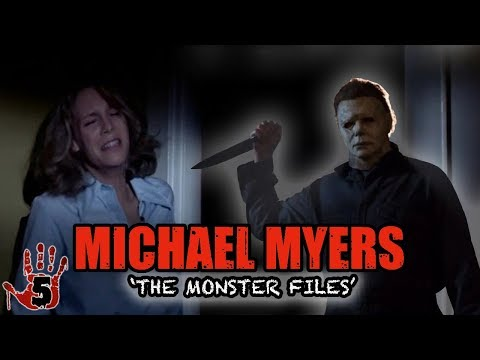 Top 5 Scary Michael Myers Chase Scenes | The Monster Files