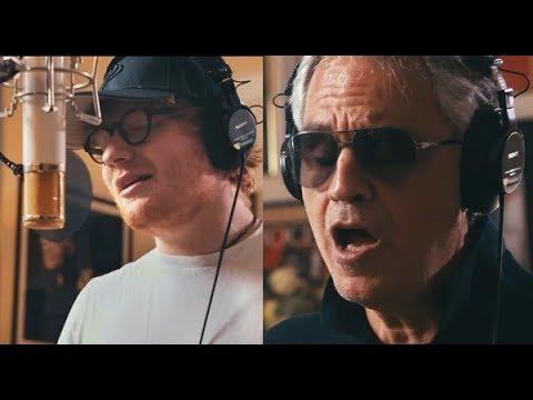 Video Ed Sheeran - Perfect Symphony with Andrea Bocelli  (lyrics & translate) download in MP3, 3GP, MP4, WEBM, AVI, FLV January 2017